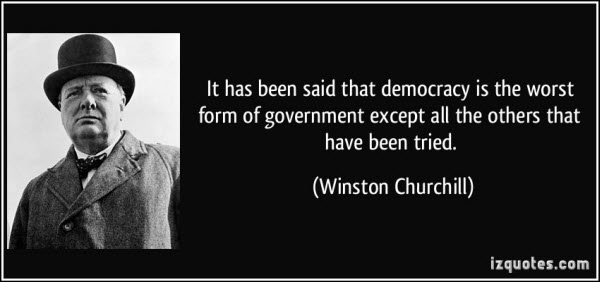 Quote on Democracy 02