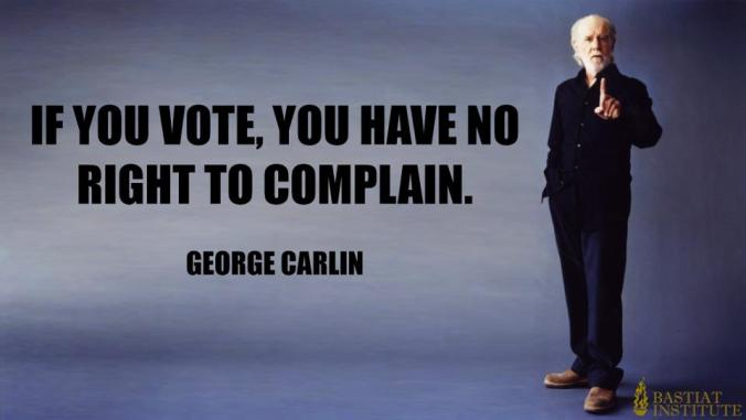 Carlin on vote