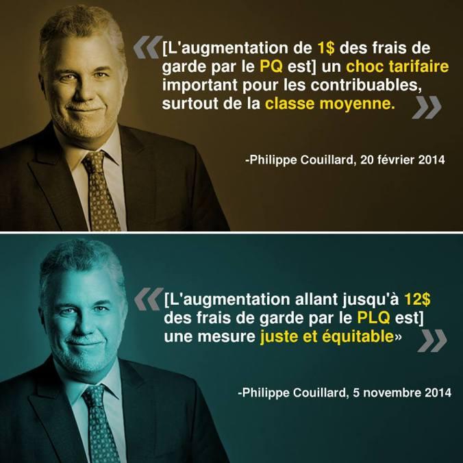 0011 - Mensonges de Philippe Couillard