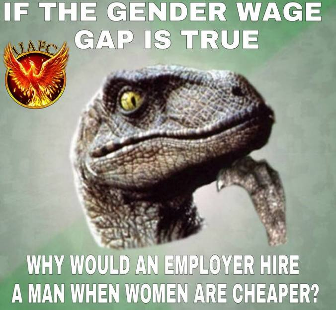 03 - If the gender gap was true