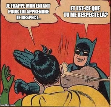 Batman - Do you respect me now